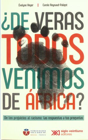 ¿DE VERAS TODOS VENIMOS DE AFRICA?