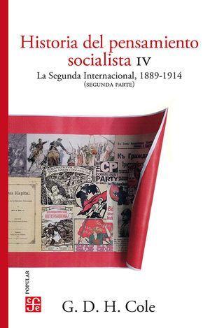 HISTORIA DEL PENSAMIENTO SOCIALISTA, IV