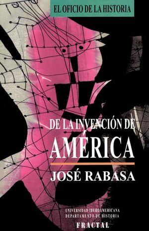 DE LA INVENCIÓN DE AMÉRICA