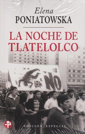 NOCHE DE TLATELOLCO, LA (EDICIÓN ESPECIAL)