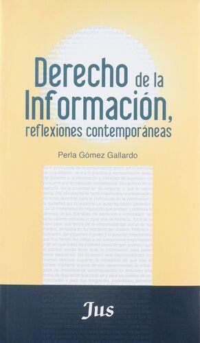 DERECHO DE LA INFORMACION