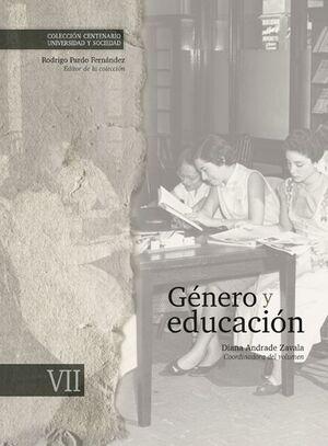 GENERO Y EDUCACIÓN