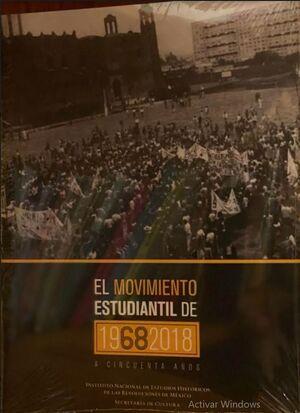 EL MOVIMIENTO ESTUDIANTIL DE 1968-2018