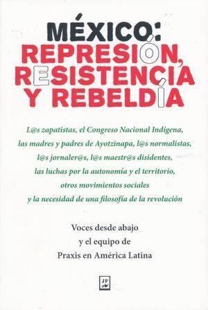 MÉXICO: REPRESIÓN, RESISTENCIA Y REBELDÍA