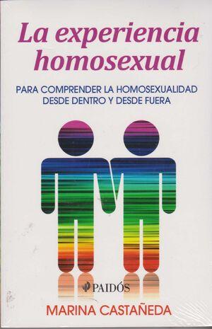 EXPERIENCIA HOMOSEXUAL, LA
