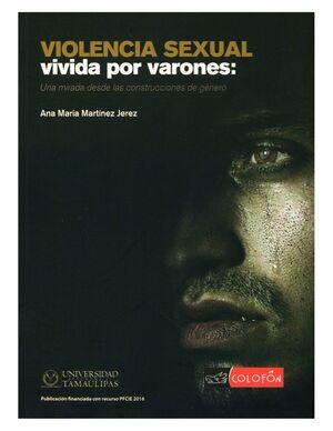 VIOLENCIUA SEXUAL VIVIDA POR VARONES