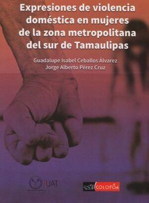 EXPRESIONES DE VIOLENCIA DOMESTICA EN MUJERES DE LA ZONA METROPOLITANA DEL SUR DE TAMAULIPAS