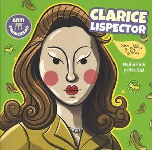 CLARICE LISPECTOR ANTIPRINCESAS