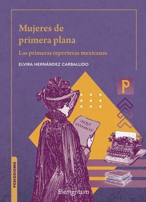 MUJERES DE PRIMERA PLANA