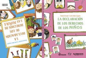LA DECLARACIÓN DE LOS DERECHOS DE LS NIÑAS Y DE LOS NIÑOS