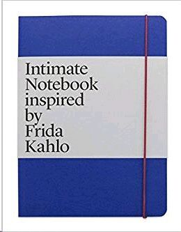 INTIMATE NOTEBOOK INSPIRED BY FRIDA KAHLO