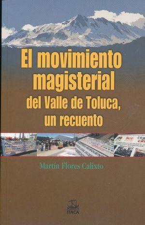 EL MOVIMIENTO MAGISTERIAL DEL VALLE DE TOLUCA