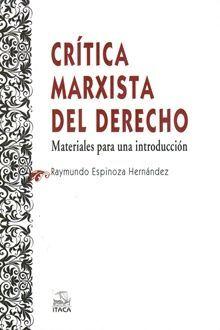 CRÍTICA MARXISTA DEL DERECHO