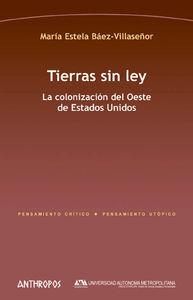 TIERRAS SIN LEY