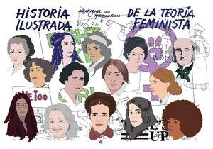 HISTORIA ILUSTRADA DE LA TEORIA FEMINISTA 4ªED