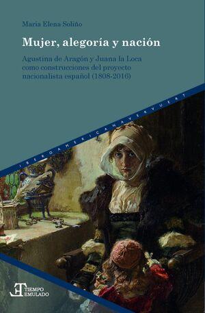 MUJER, ALEGORÍA Y NACIÓN