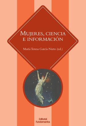 MUJERES, CIENCIA E INFORMACIÓN