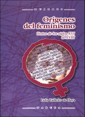ORÍGENES DEL FEMINISMO