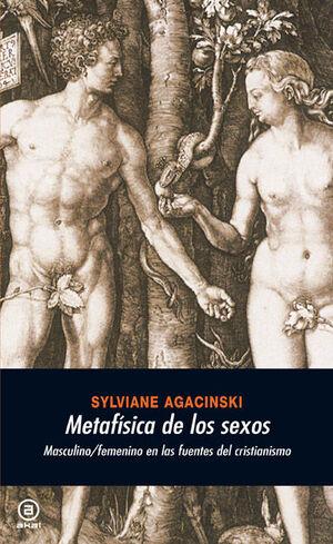 METAFÍSICA DE LOS SEXOS