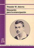 EDUCACIÓN PARA LA EMANCIPACIÓN