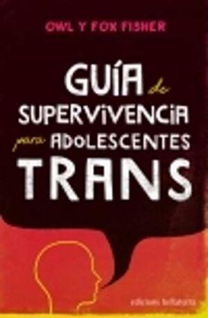 GUIA PARA ADOLESCENTES TRANS