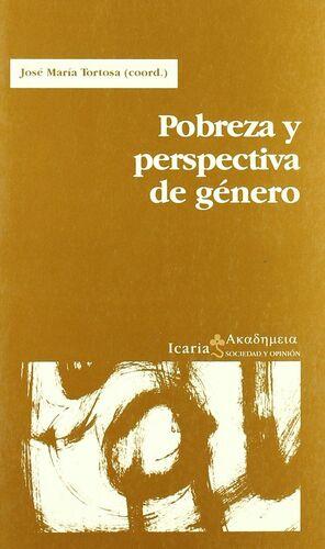 POBREZA Y PERSPECTIVA DE GENERO