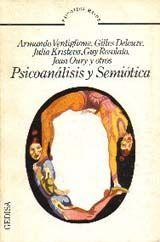 PSICOANÁLISIS Y SEMIÓTICA