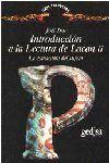 INTRODUCCIÓN A LA LECTURA DE LACAN II