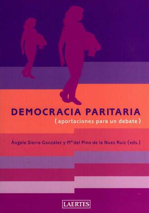 DEMOCRACIA PARITARIA
