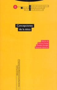 CONCEPCIONES DE LA ÉTICA