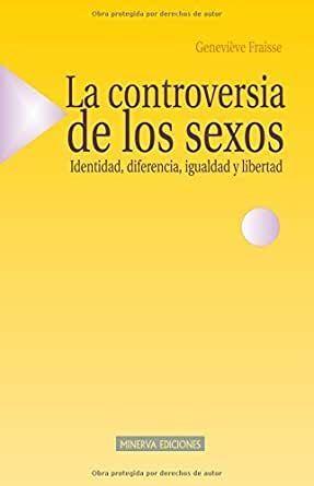 LA CONTROVERSIA DE LOS SEXOS
