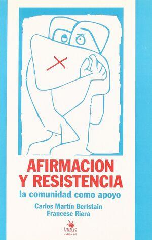 AFIRMACIÓN Y RESISTENCIA