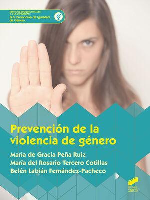 PREVENCIÓN DE LA VIOLENCIA DE GÉNERO