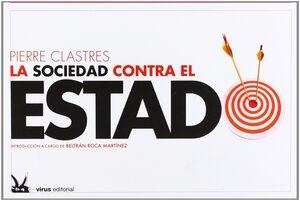 SOCIEDAD CONTRA EL ESTADO, LA N/ED 2014