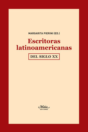 ESCRITORAS LATINOAMERICANAS DEL SIGLO XX