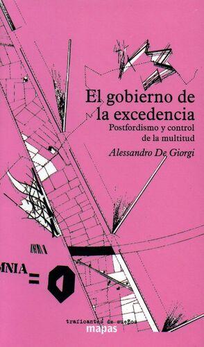 EL GOBIERNO DE LA EXCEDENCIA
