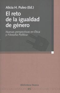 RETO DE LA IGUALDAD DE GENERO,EL