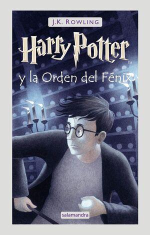 TOMO 5. HARRY POTTER Y LA ORDEN DEL FÉNIX (T-MEX)
