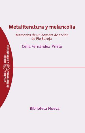 METALITERATURA Y MELANCOLÍA