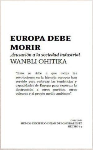 EUROPA DEBE MORIR