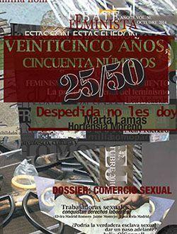REVISTA DEBATE FEMINISTA 25 AÑOS/50 NUMEROS