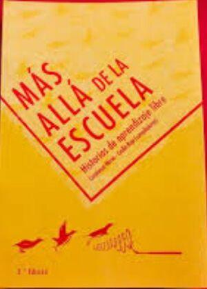 MAS ALLA DE LA ESCUELA