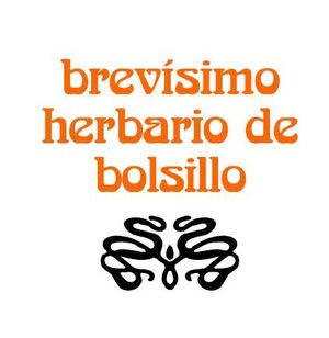 BREVISIMO HERBARIO DE BOLSILLO