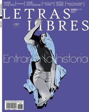 REVISTA LETRAS LIBRES NO. 239