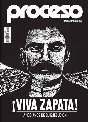 ¡VIVA ZAPATA! A 100 AÑOS DE SU EJECUCION.