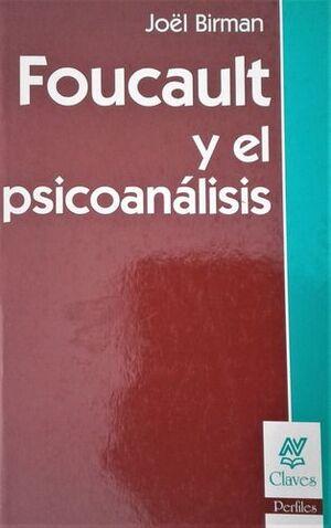 FOUCAULT Y EL PSICOANALISIS