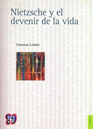 NIETZSCHE Y EL DEVENIR DE LA VIDA