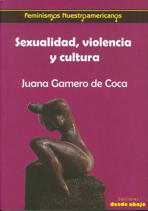 SEXUALIDAD, VIOLENCIA Y CULTURA