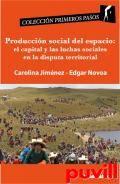 PRODUCCIÓN SOCIAL DEL ESPACIO
