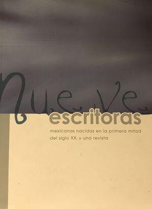 NUEVE ESCRITORAS MEXICANAS